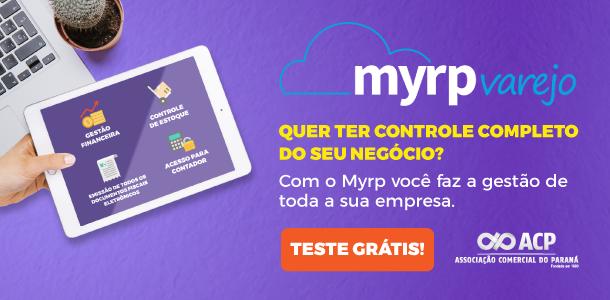 Emita notas fiscais eletrônicas e tenha controle completo do seu negócio com o Myrp.