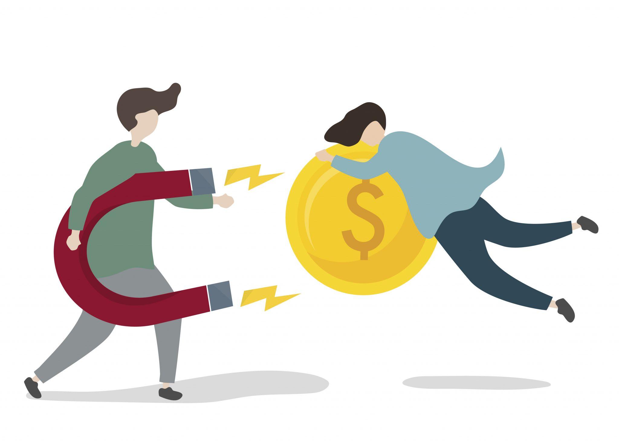 Como atrair clientes e gerenciar a carteira