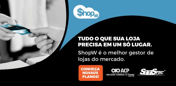 Integre sua loja física e seu ecommerce com o ShopW